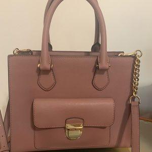Mauve Michael Kors Bag